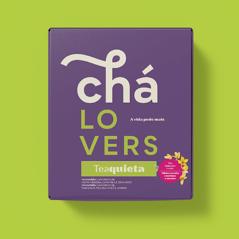 Chá Lovers Teaquieta
