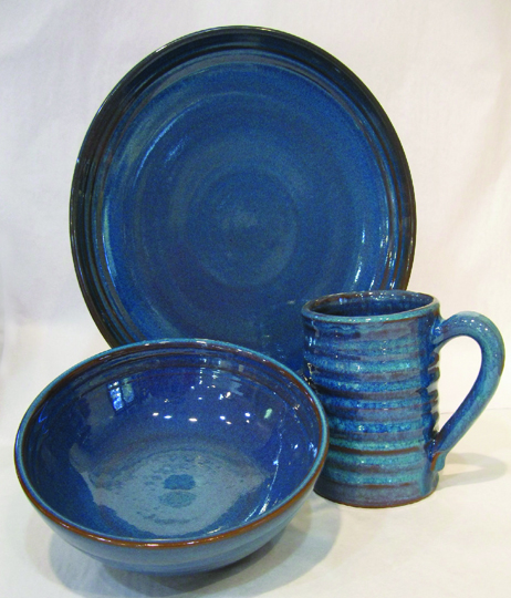 3. Rackliffe Pottery - 132 Ellsworth Rd, P.O. Box 393, Blue Hill, Me 04614207 374-2297 1-888-631-3321 rackliffepottery.comWorkshop & showroom open year round.Functional, wheel-thrown earthenware in rich blue, white, & yellow glazes. The clay comes from our own land.A REAL PIECE OF MAINE