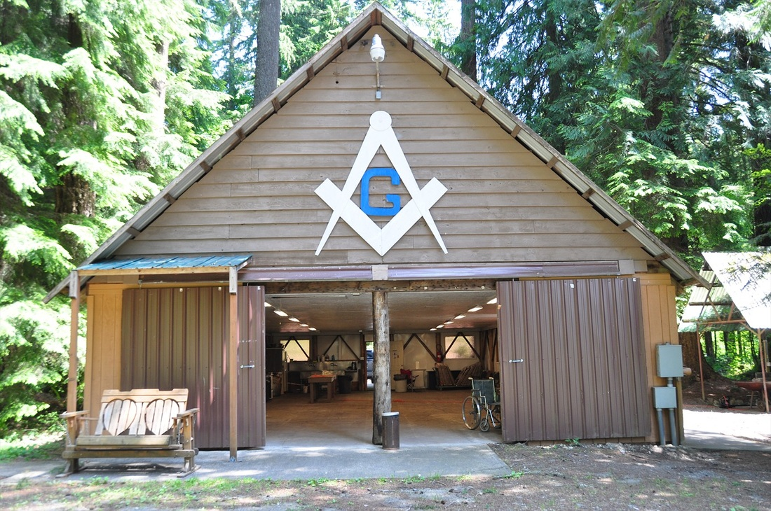 Park Information - This Beautiful 245 acre park is open to all Master Masons, their Family Members and their Guests.