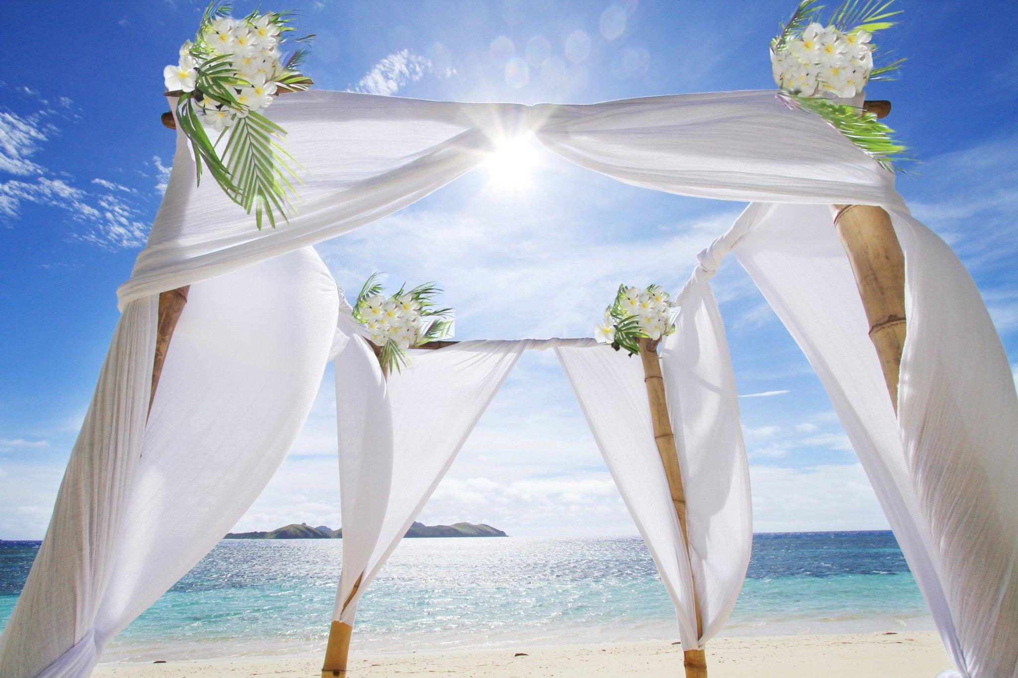 Wedding at the Beach