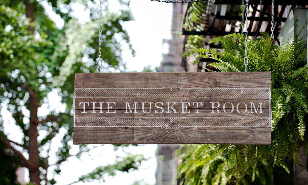 Dinner for two at The Musket Room
