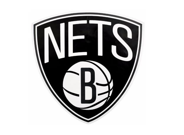 Brooklyn Nets Double Pass and Chris LaVert Jersey