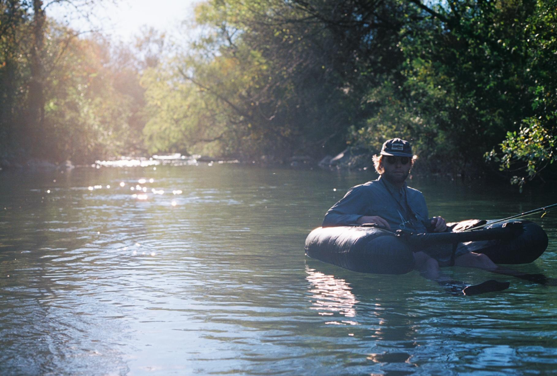 Carter on Barton Creek. Austin, TX
