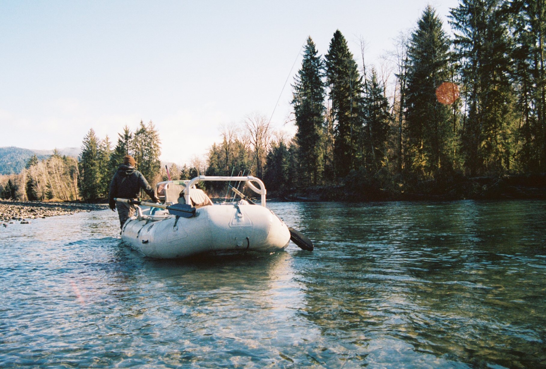 Hoh River, Washington