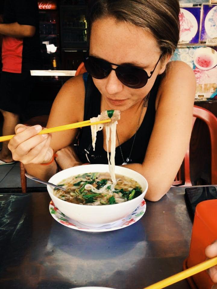Street Pho (the best pho), Ho Chi Ming City, Vietnam