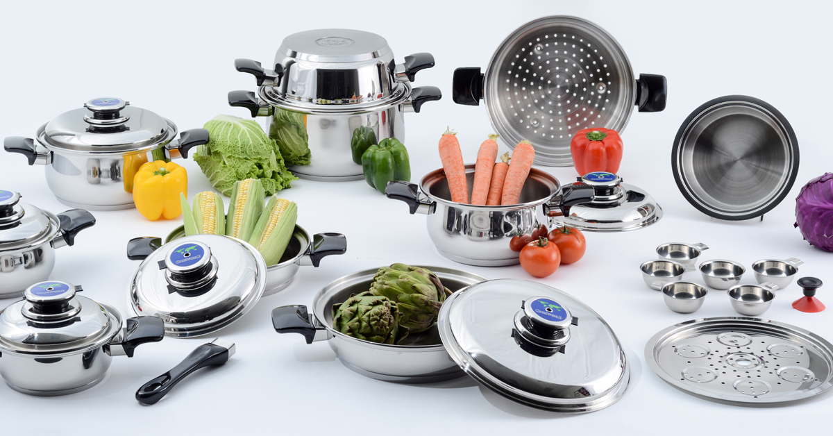 Our Mission - At Cookworld our mission is to provide cooking enthusiasts throughout America and the free world with the finest quality and most innovative design available.With different sets to choose from you can truly find the ideal set that accomodates your household cooking needs.