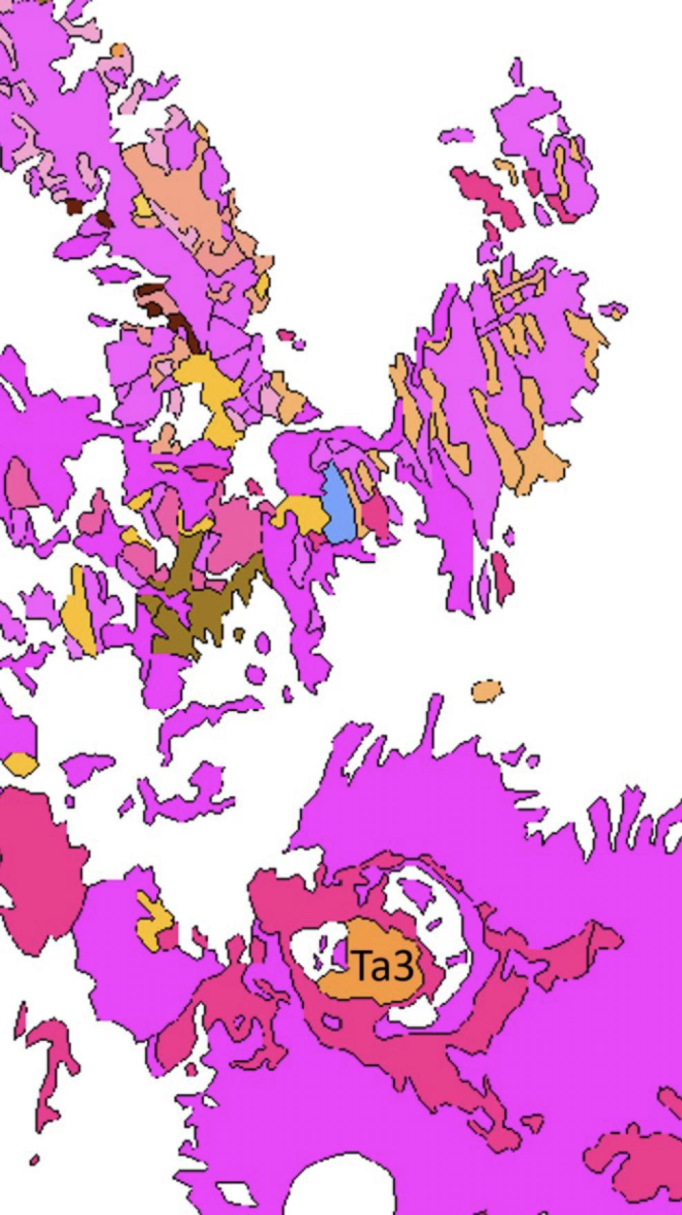 Geology map