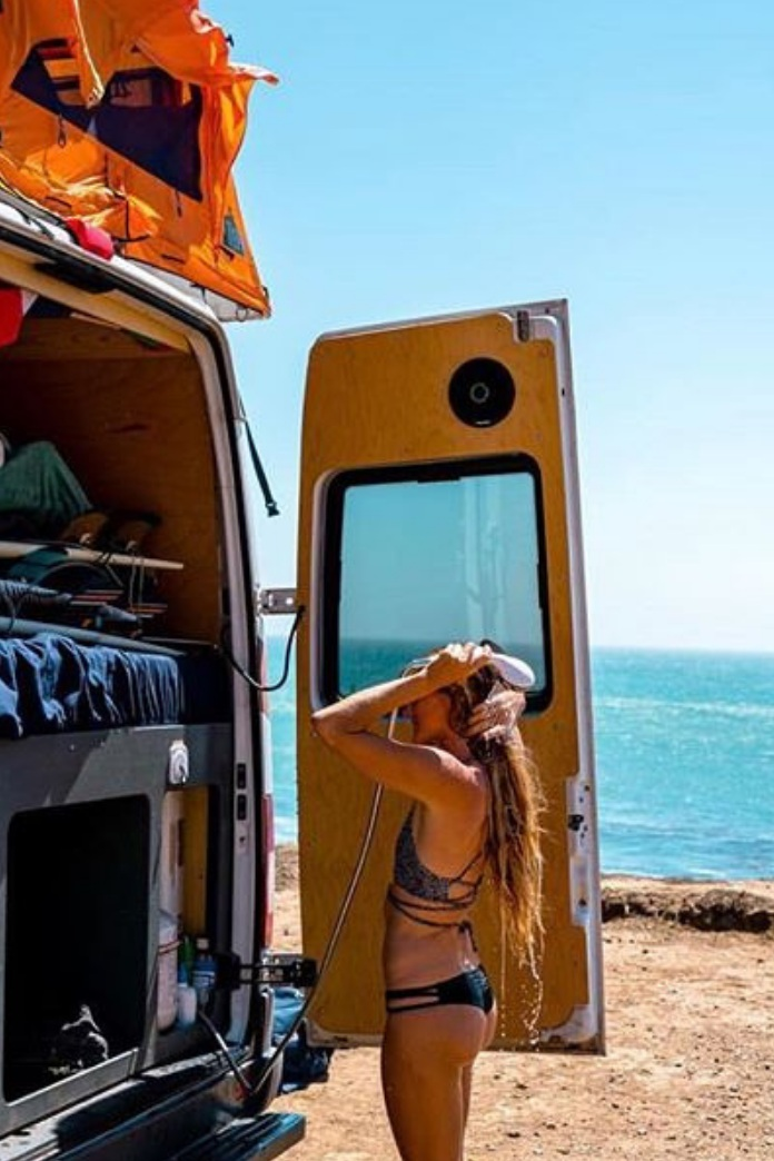 7 Places You Can Shower On A Road Trip Vanlife Usa