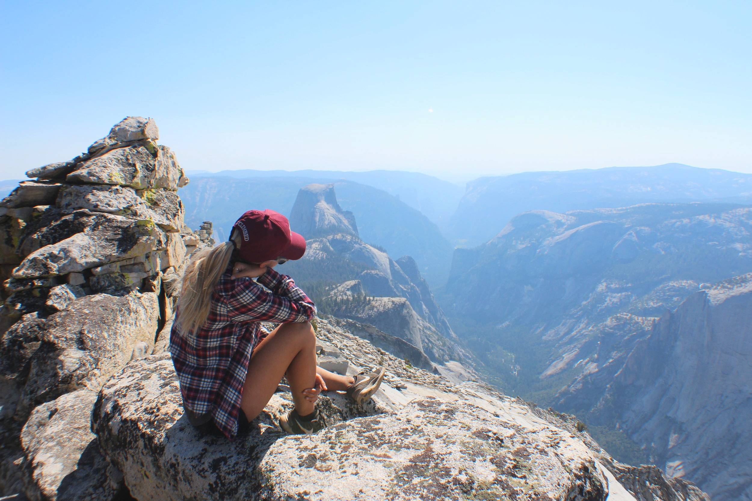 Ho To Hike Half Dome Without A Permit