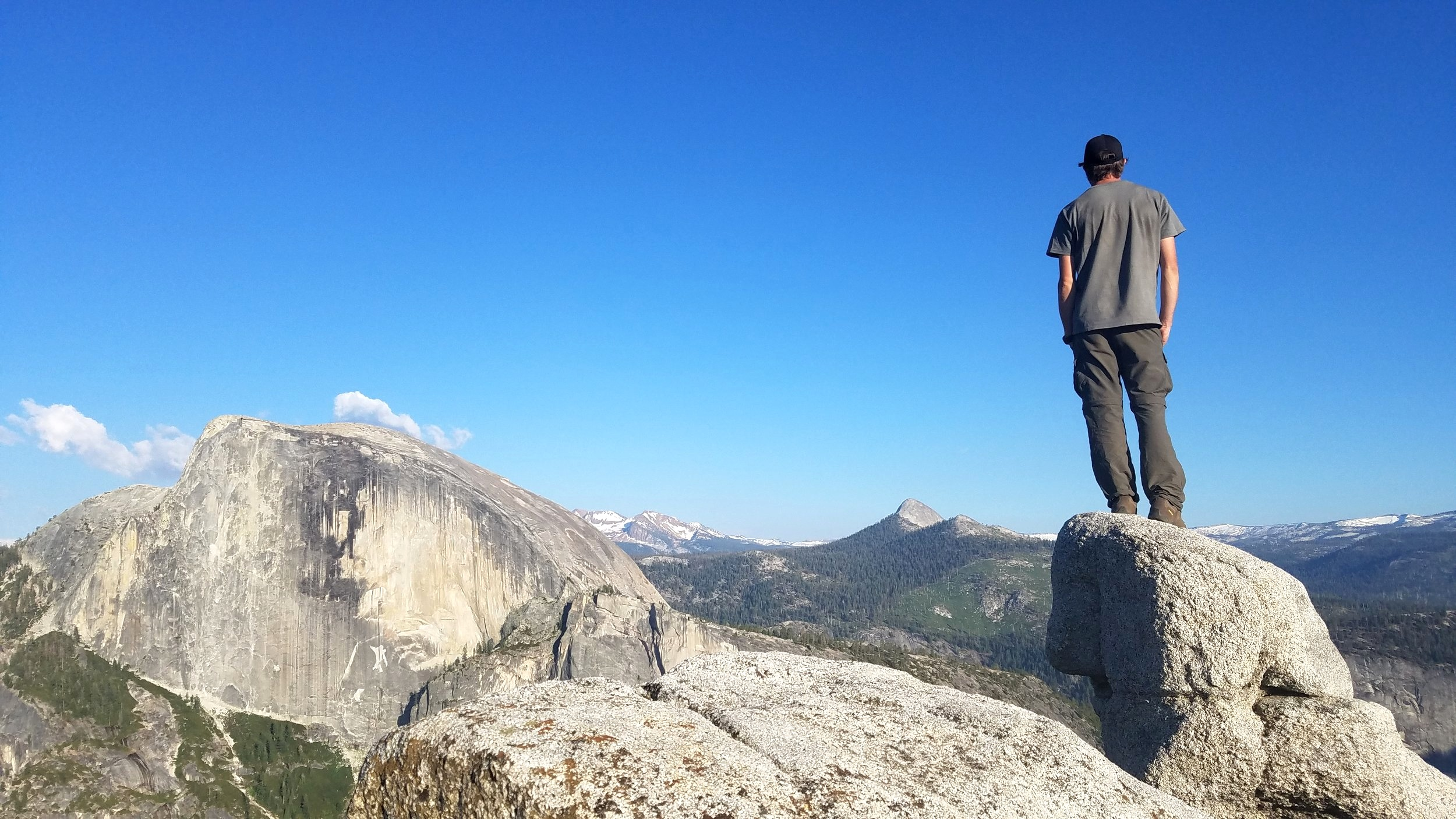 How to Hike Half Dome Without A Permit