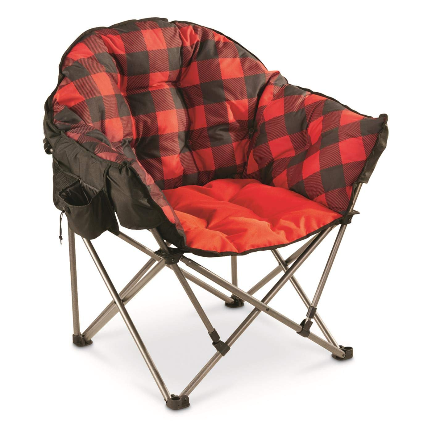Oversized Club Camp Chair