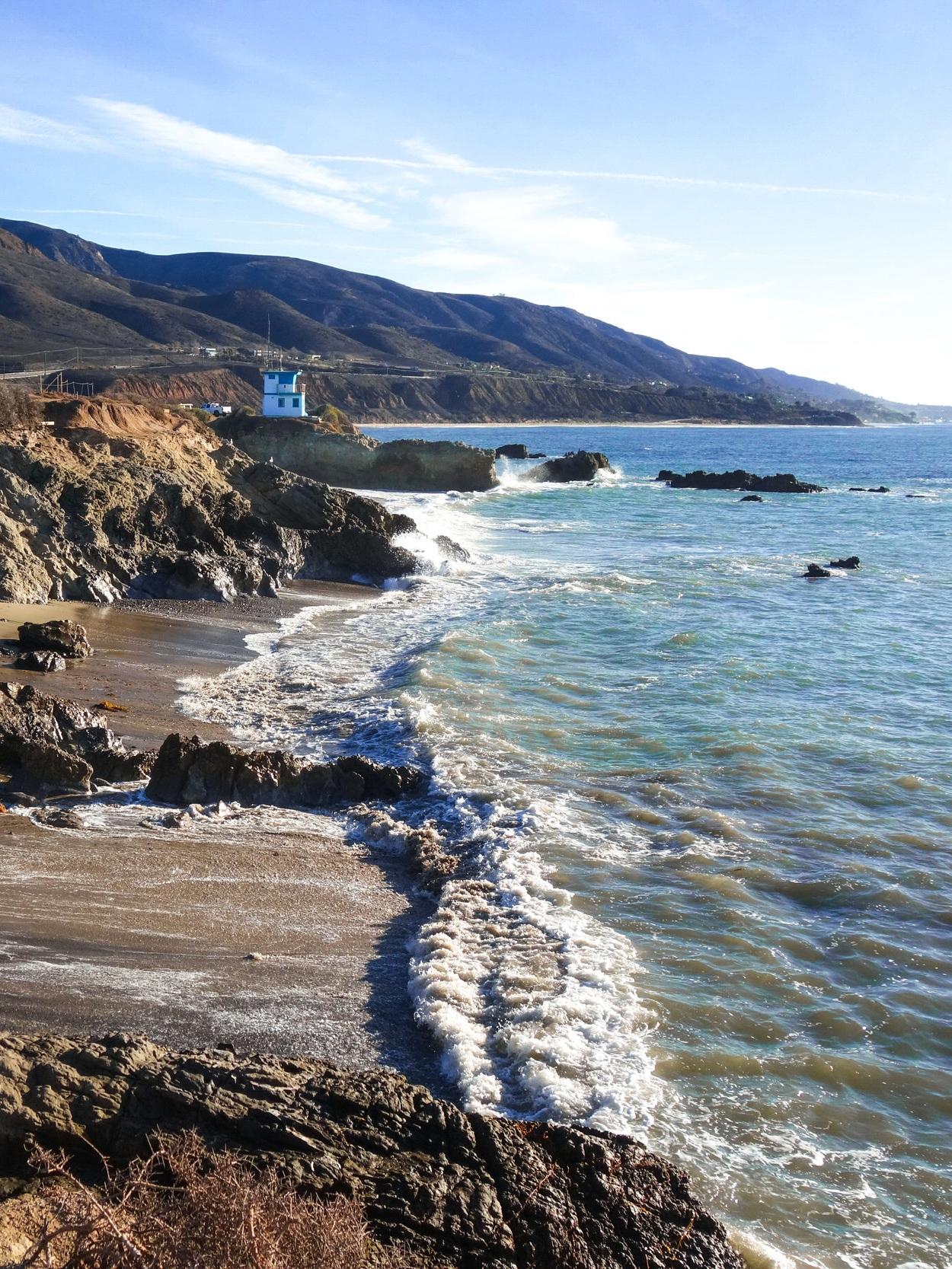 Leo Carillo Beach -