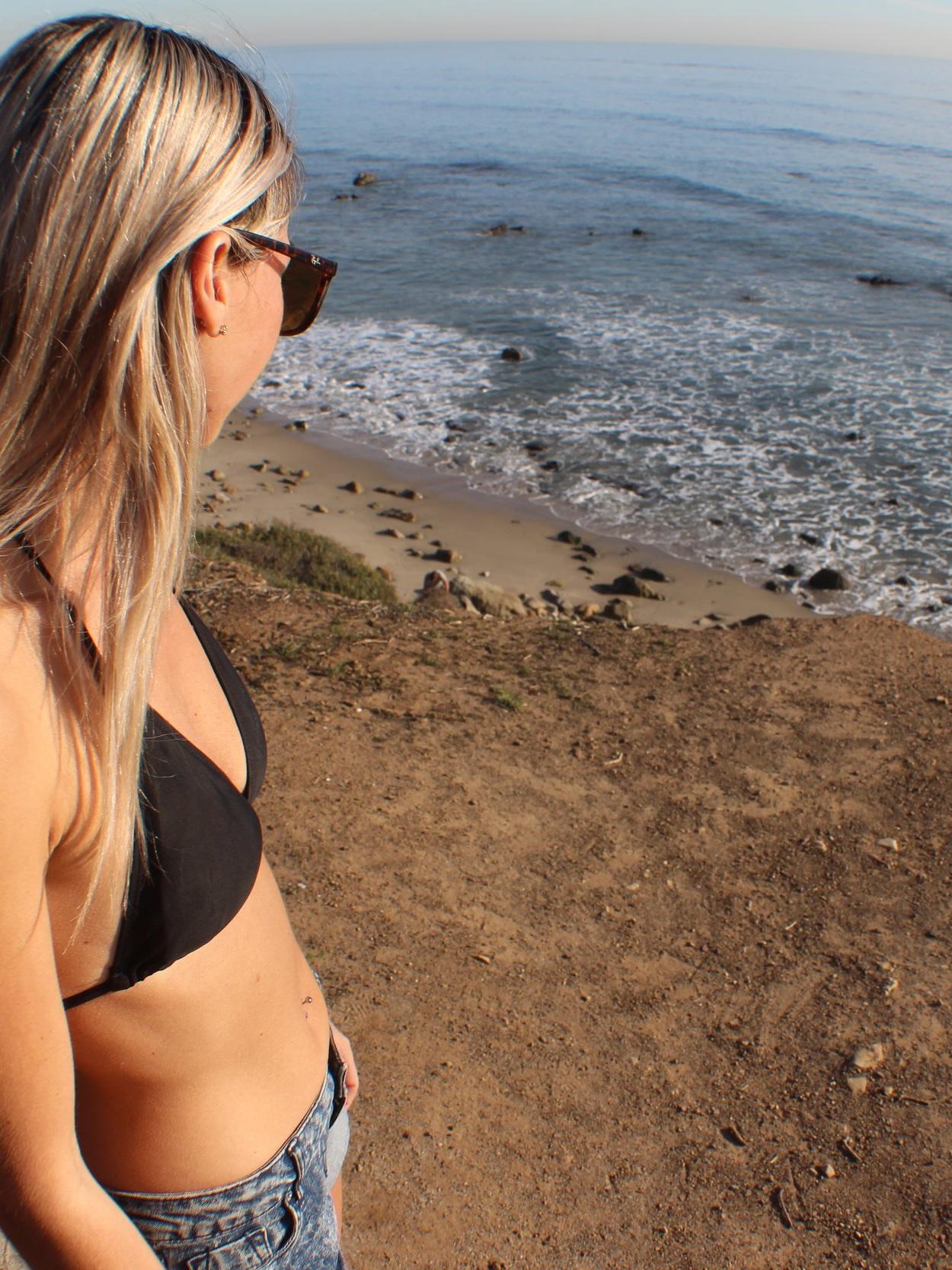 La Piedre Beach -