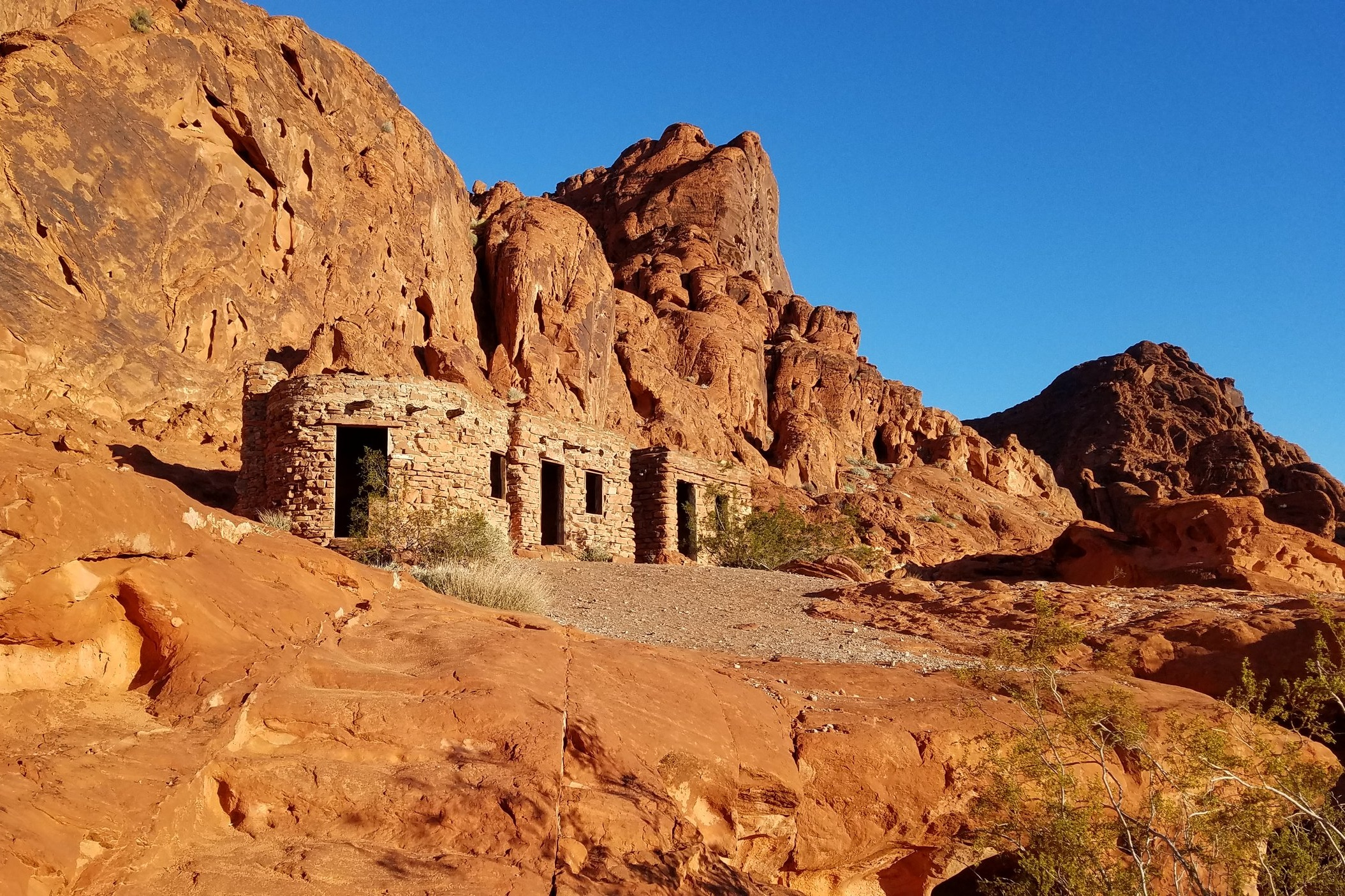 VALLEY OF FIRE STATE PARK -