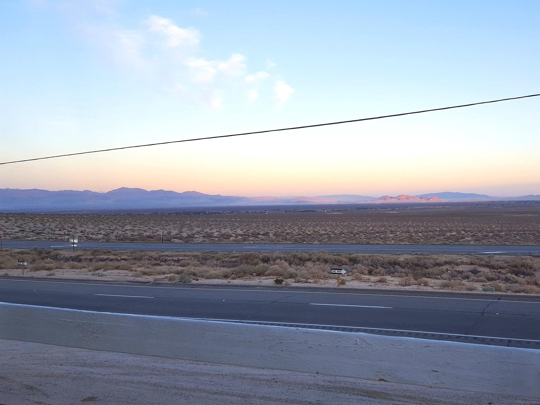 Highway 395 Road Trip