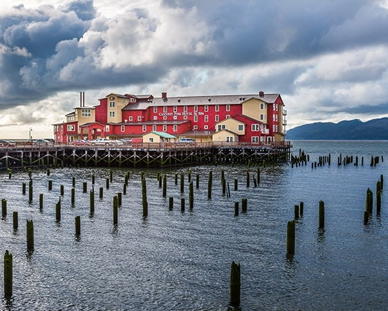 Cannery Pier Hotel -