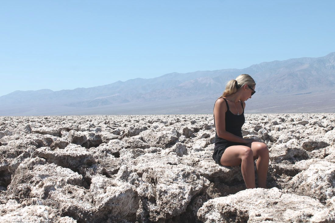 Top things to see in Death Valley