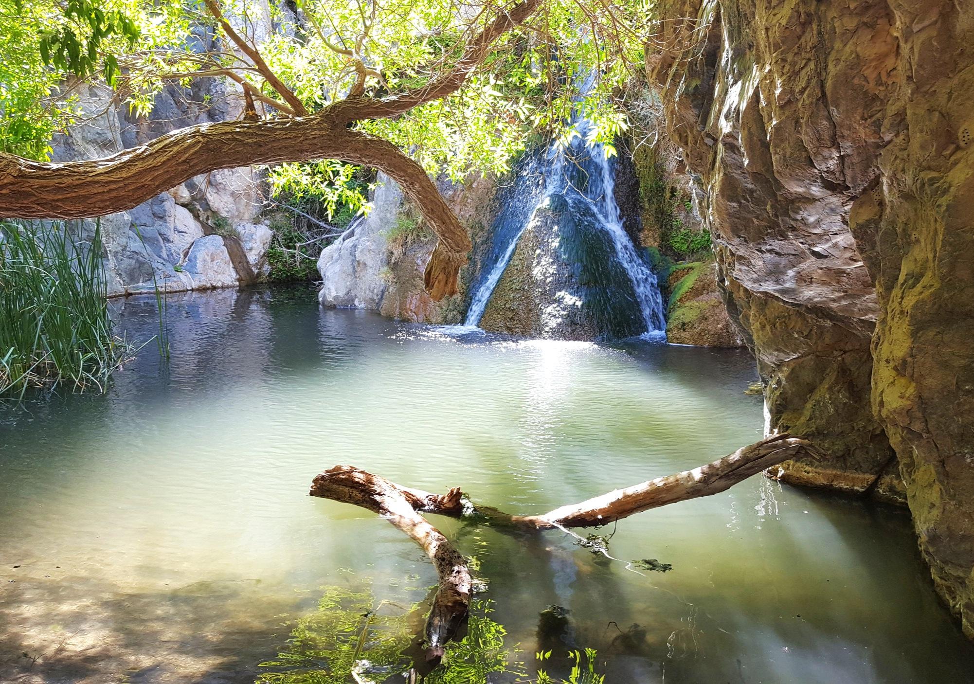 Hiking+Darwin+Falls