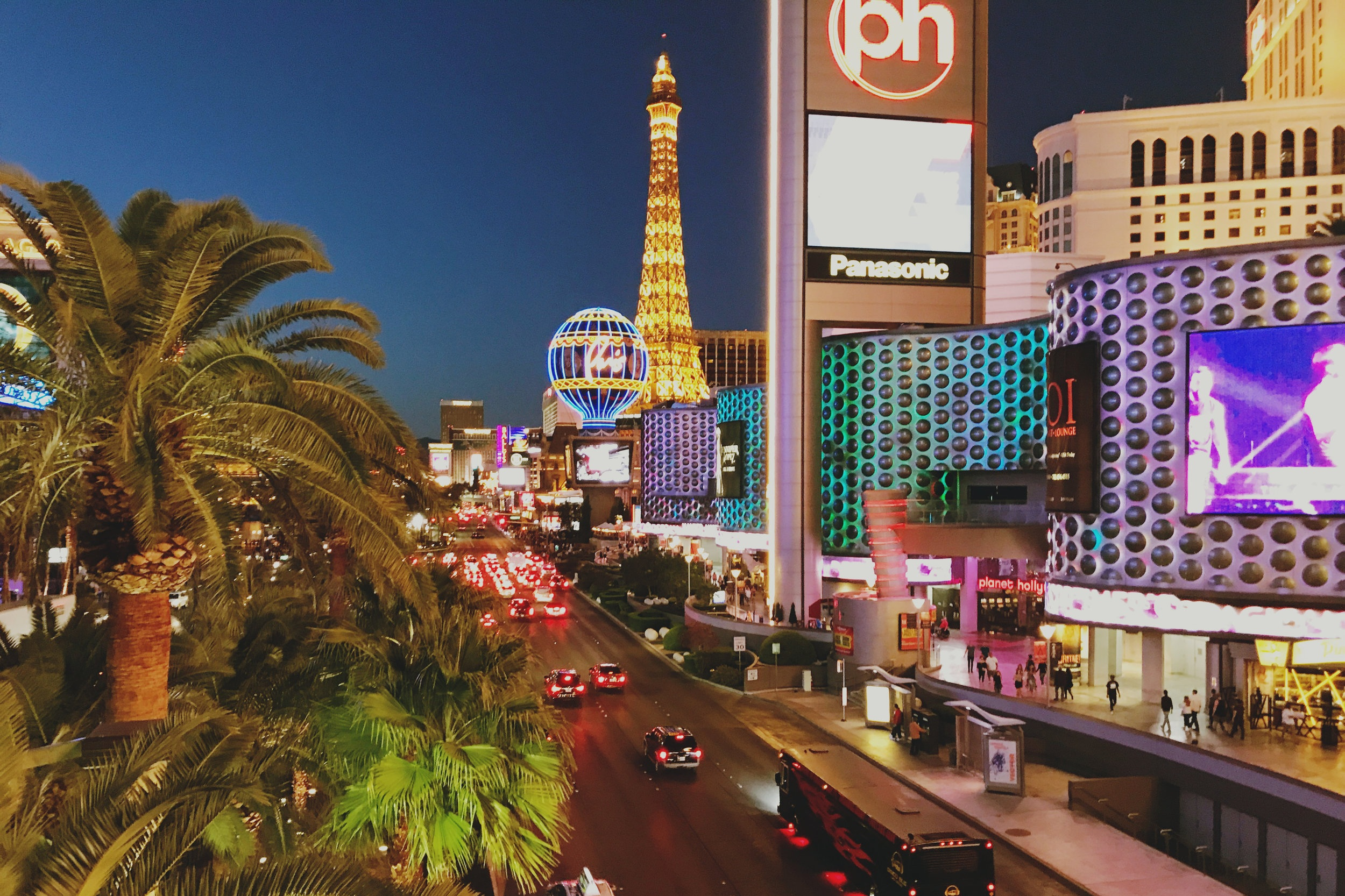 LAS VEGAS - CITY GUIDE