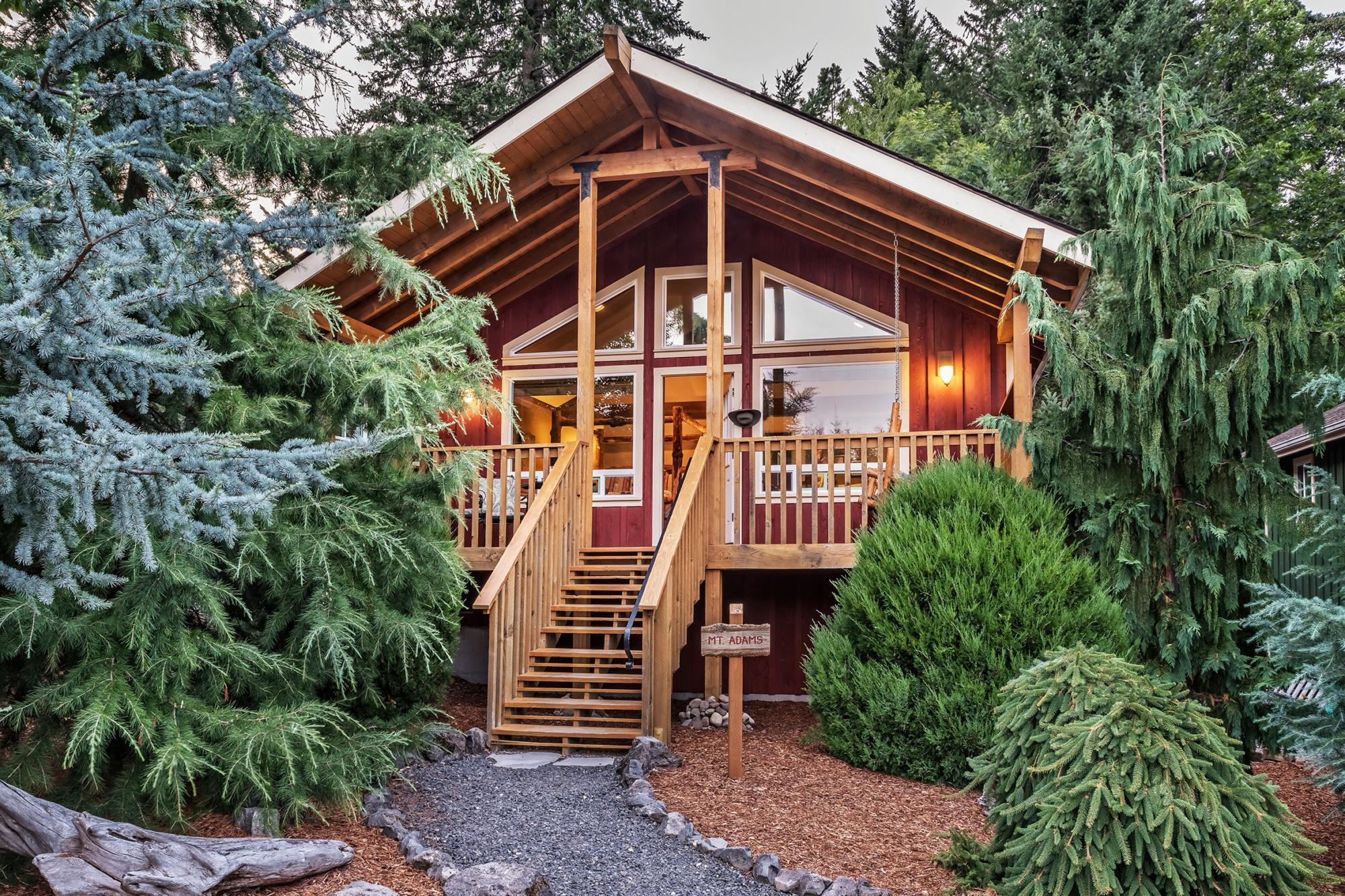 Carson Ridge Cabins -
