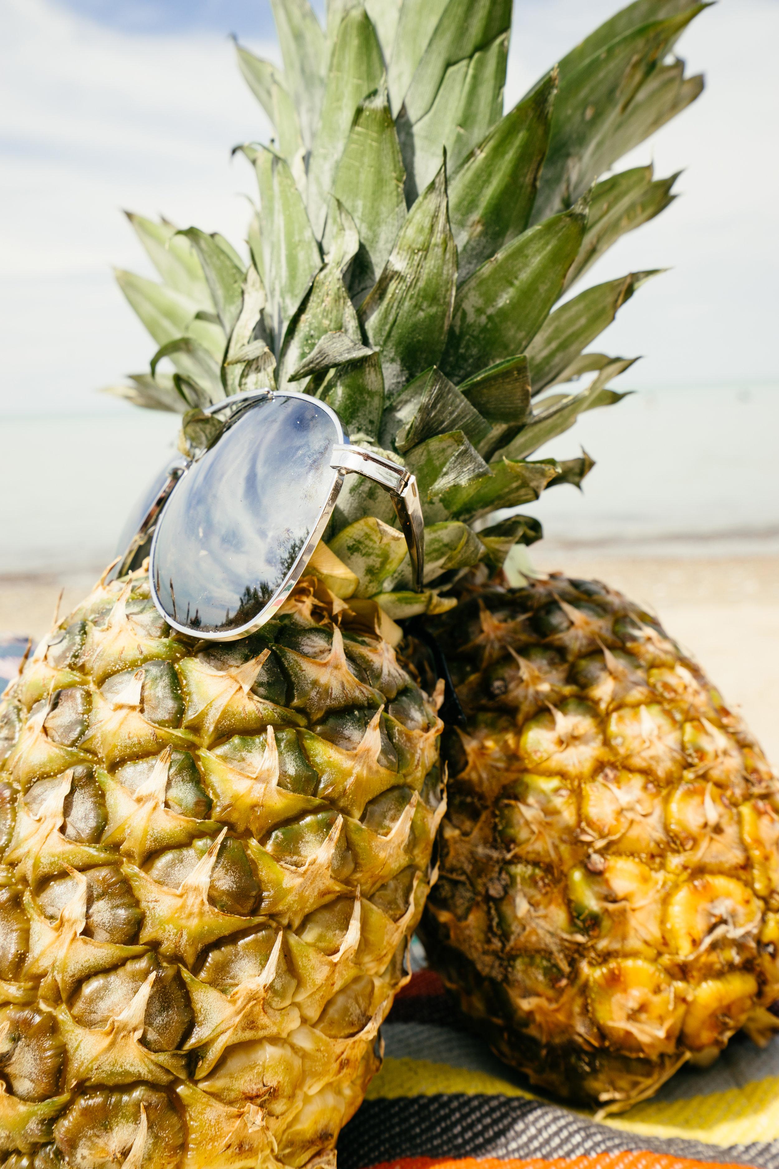 Visit a pineapple farm