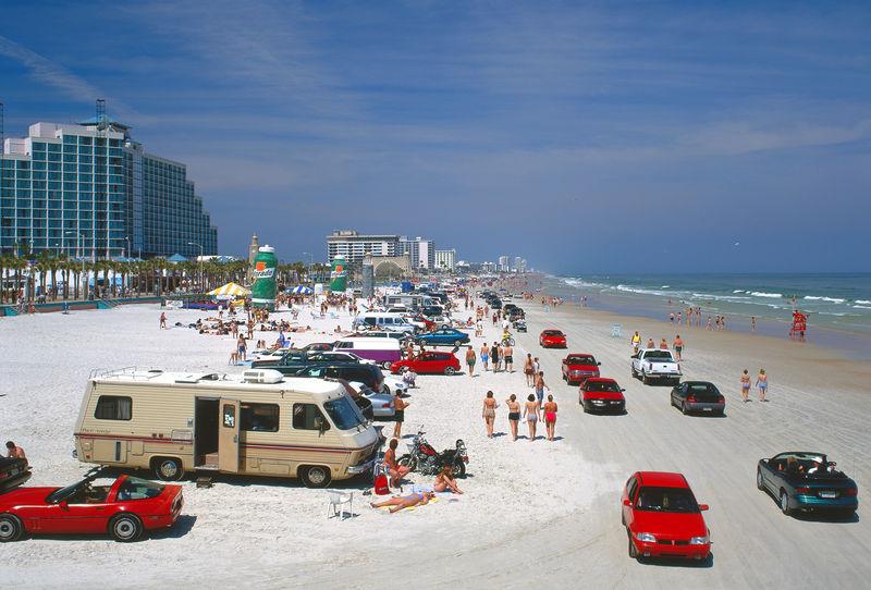 Drive on Daytona Beach