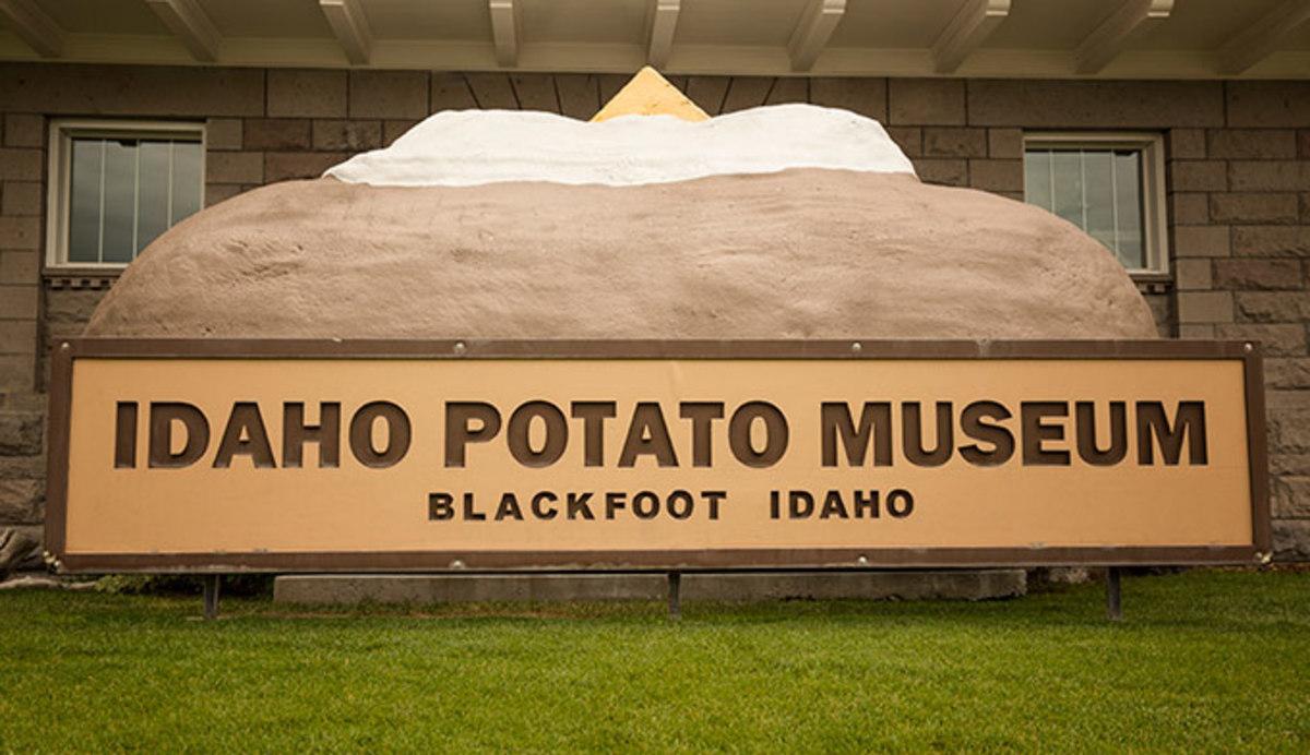 Visit the Potato Museum