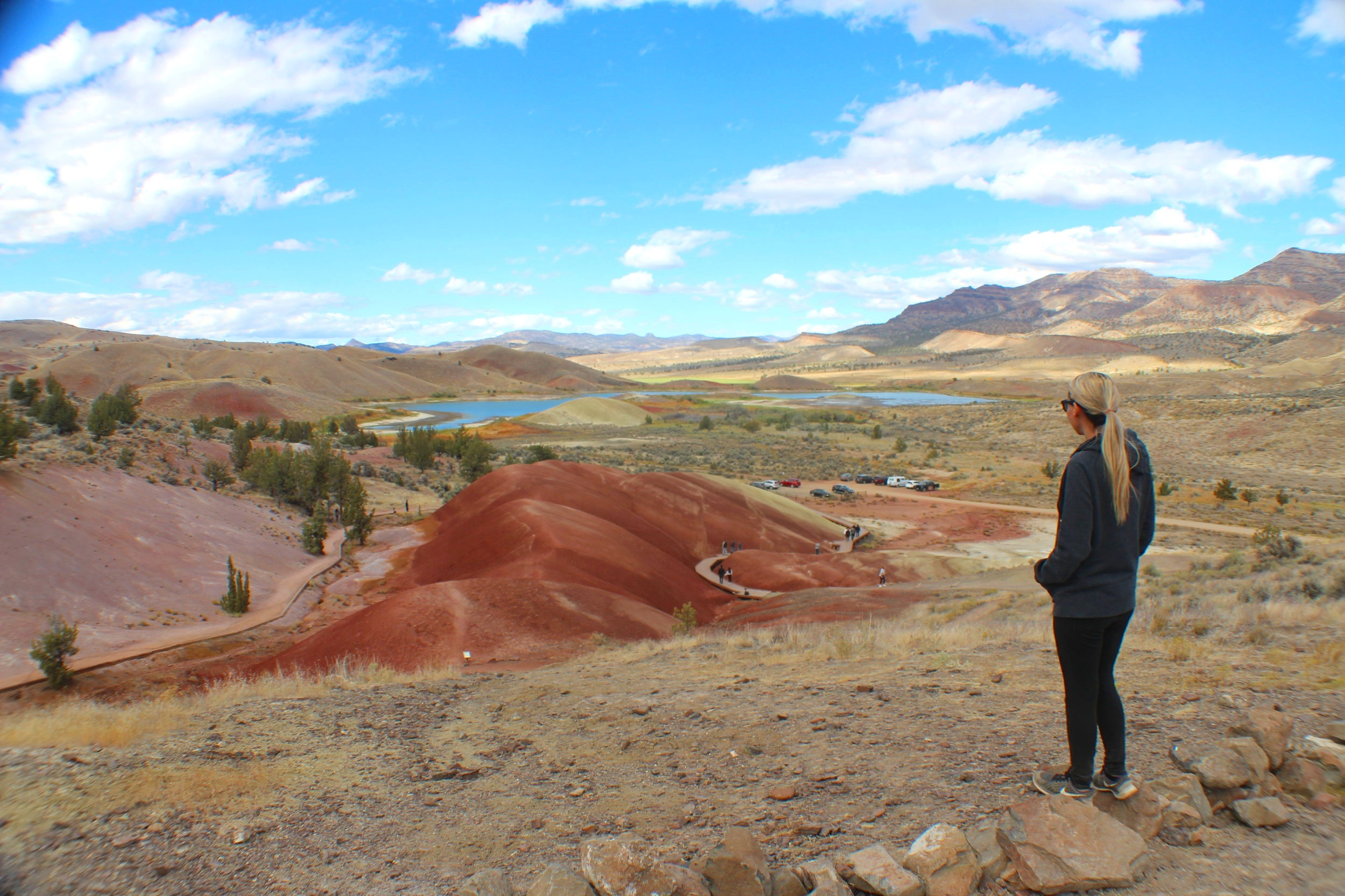 Painted Hills, Oregon - Travel Guide
