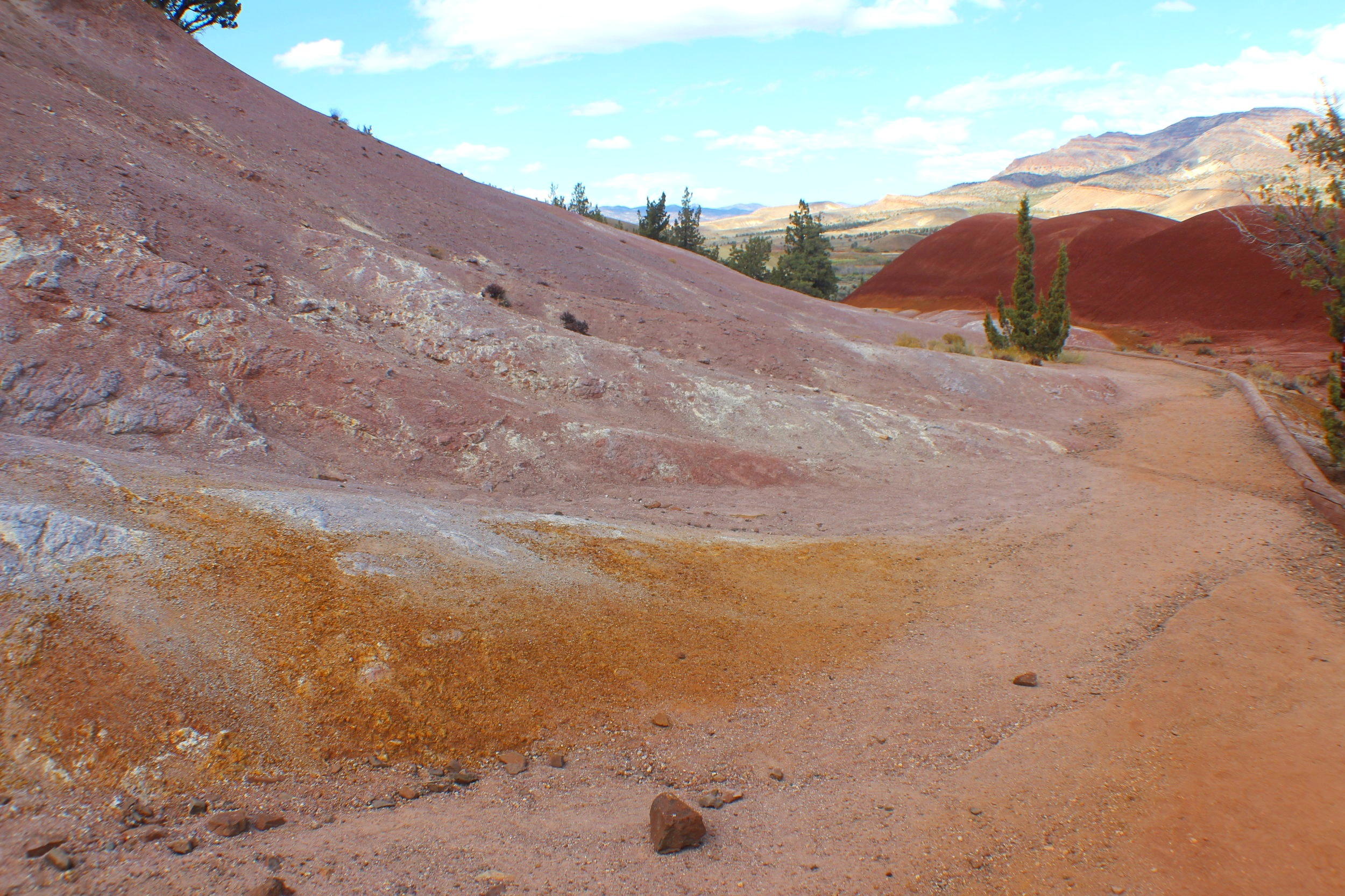 Visiting the Painted Hills in Oregon