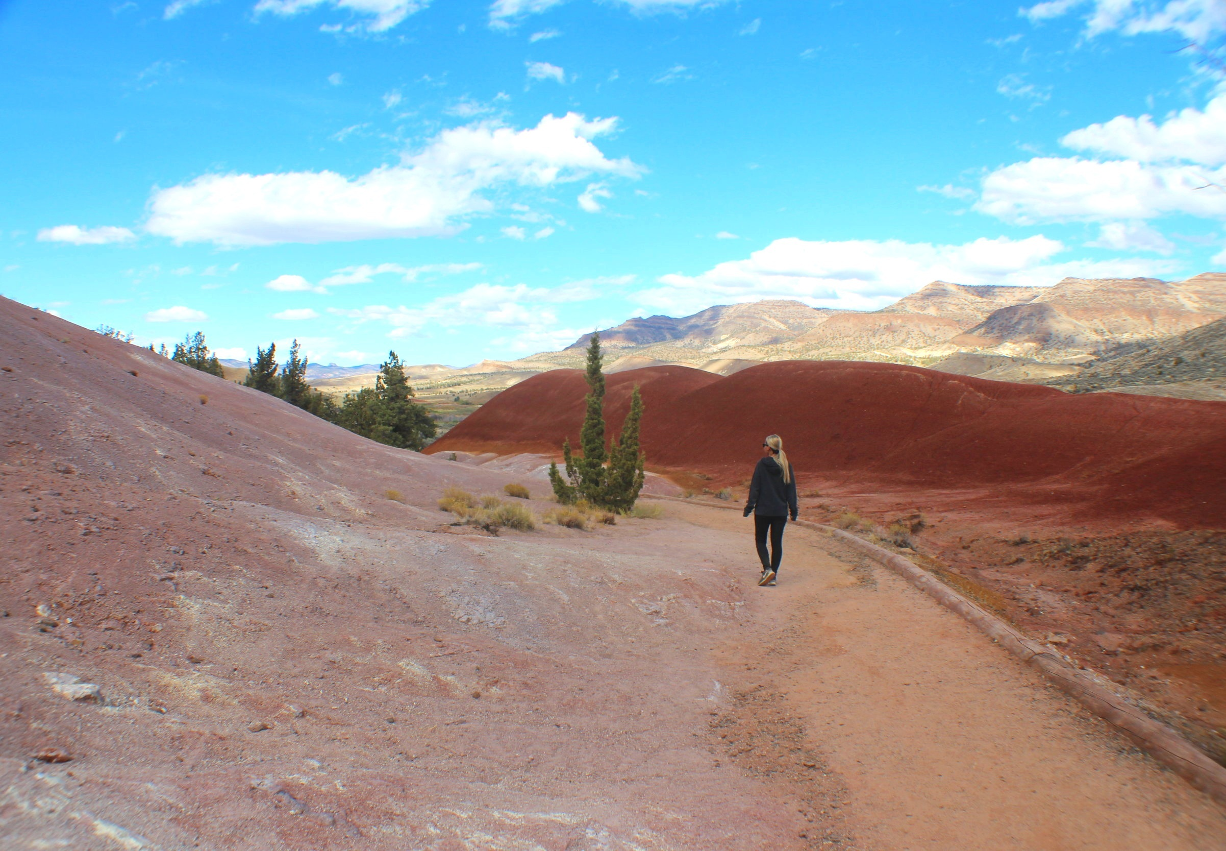 Painted Hills Oregon - Travel Guide