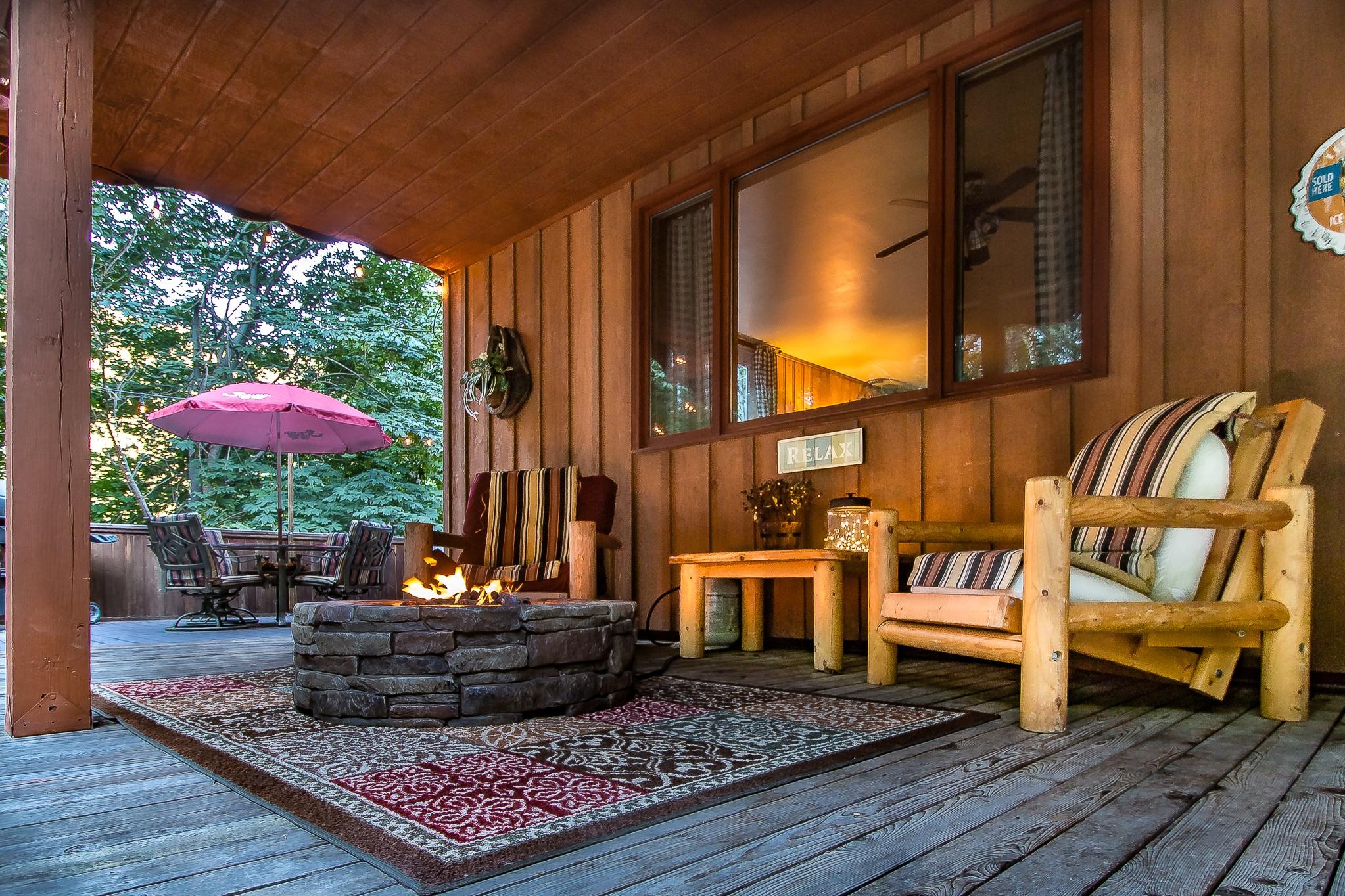 Bearpaw Cabin -