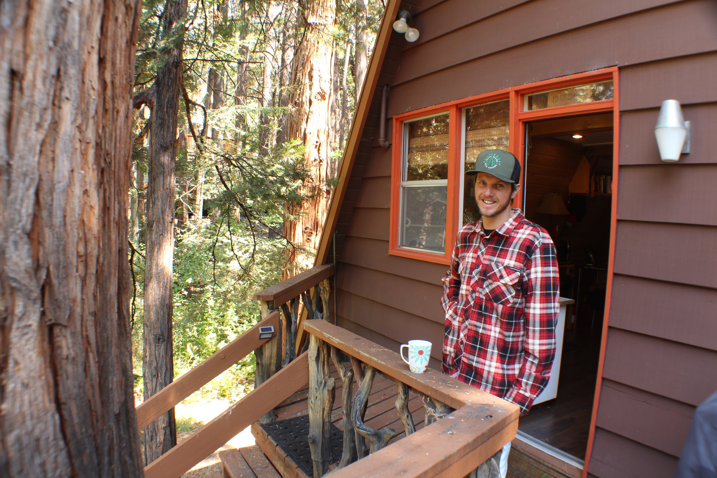 Glamping in Idyllwild