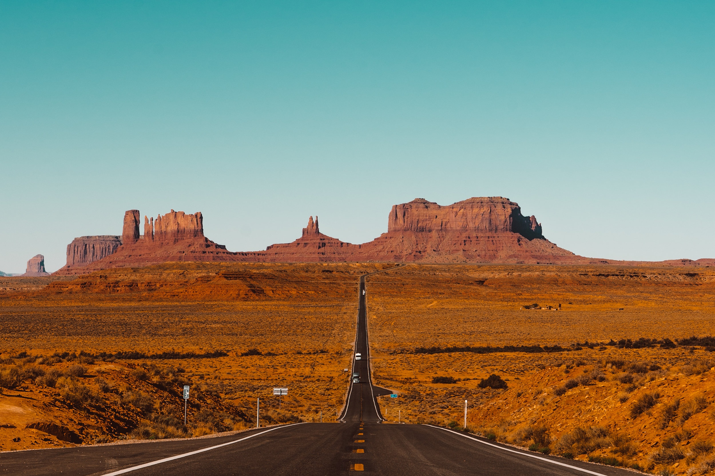 ROAD TRIPS - BEST U.S DRIVING ITINERARIES