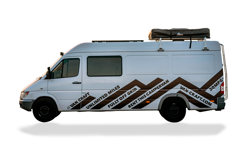campervan rental companies in the USA