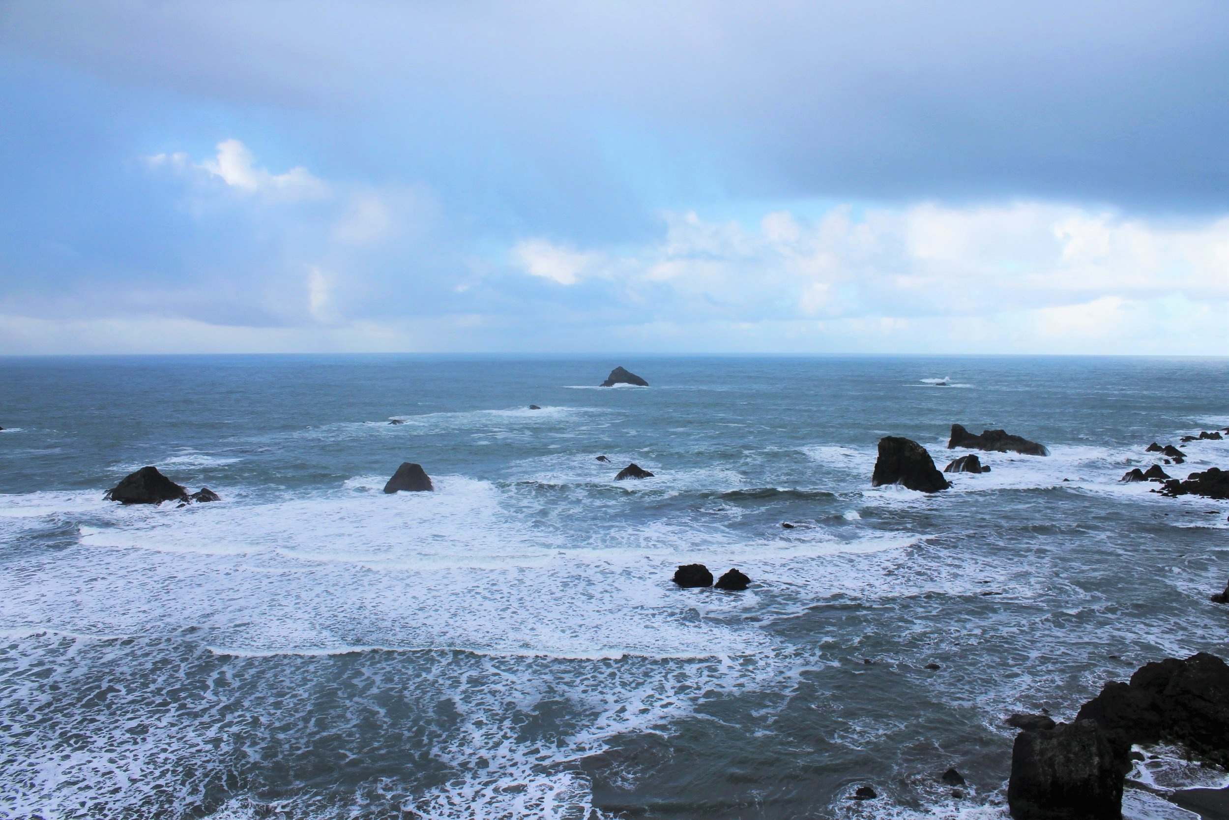 Oregon Coast Road Trip