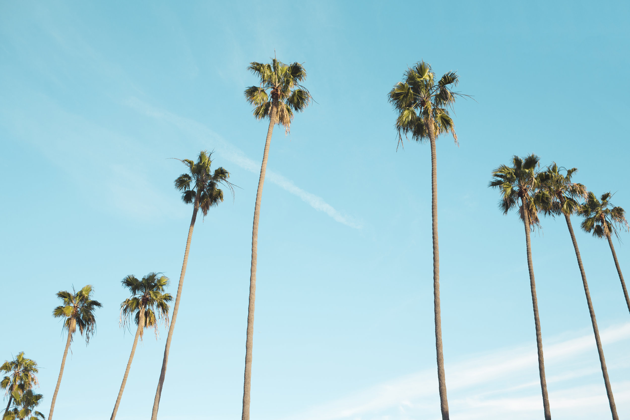 2 day L.A. trip itinerary