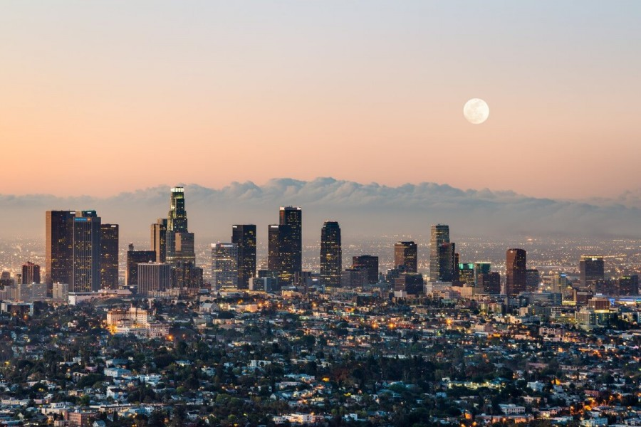 LOS ANGELS - CITY GUIDE