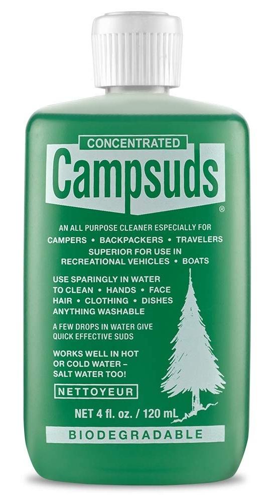 Camp Suds - Camping Gear We Love