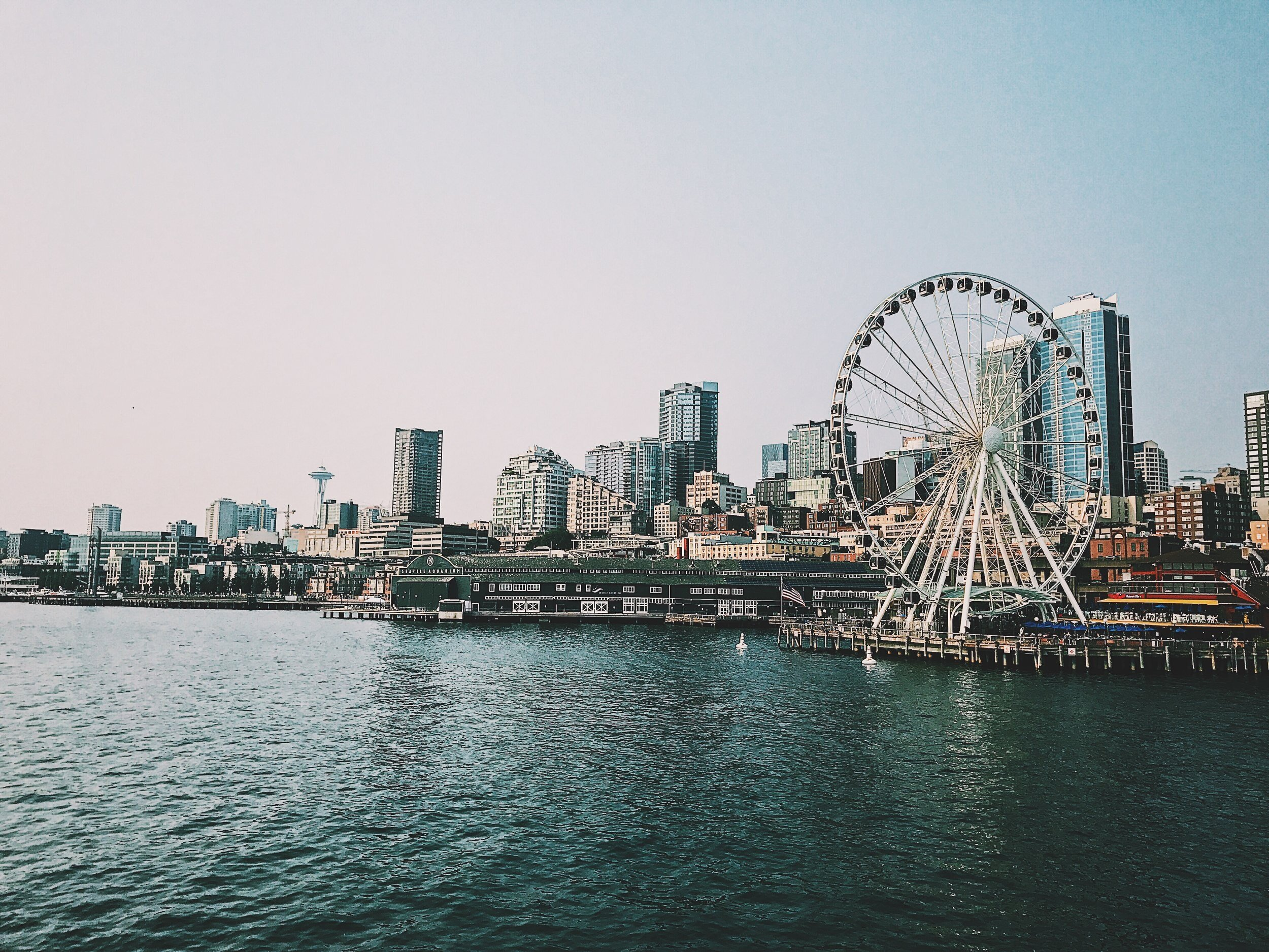 Seattle Waterfront.