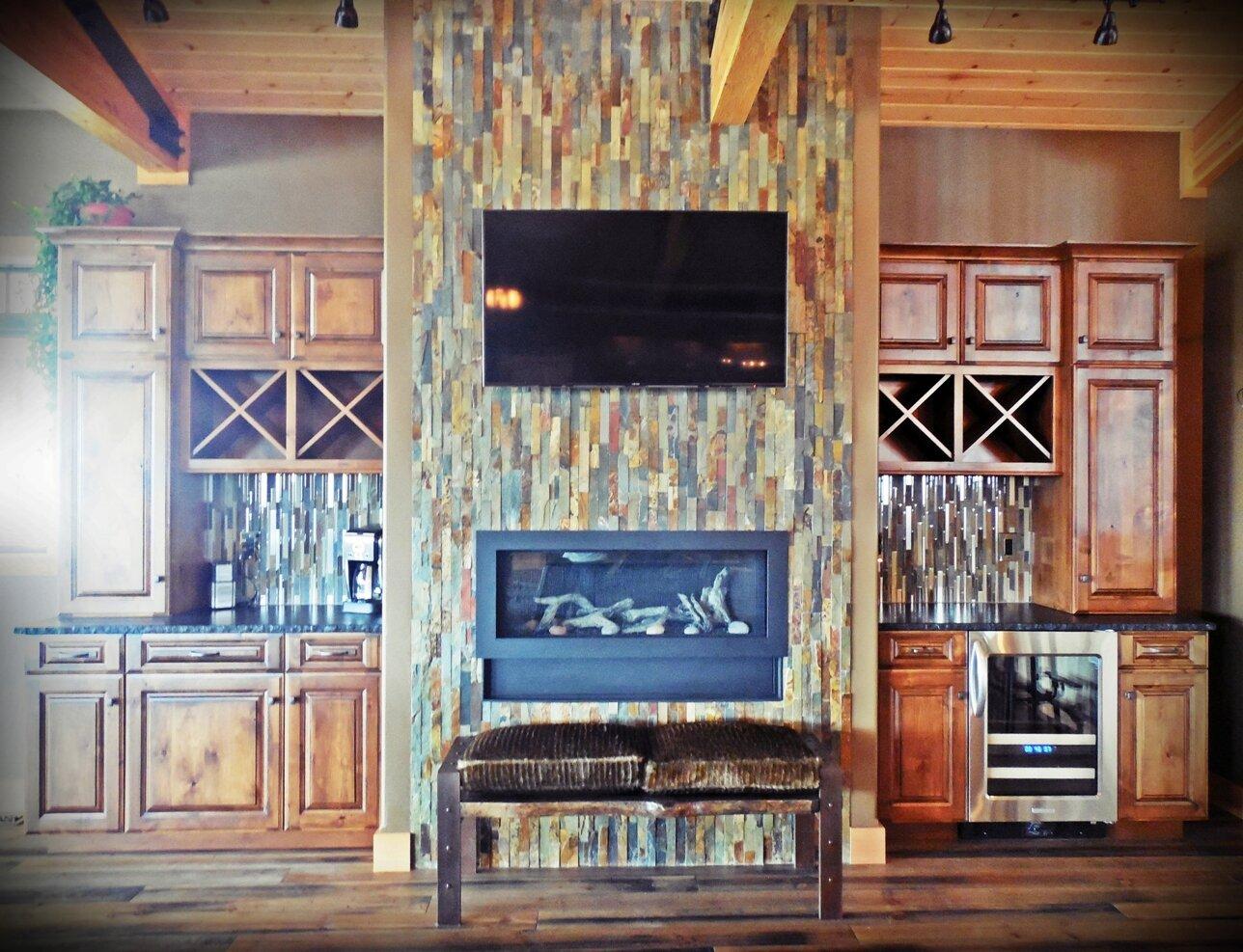 Custom Design Tamarack Ranch V Lynn Design Llc