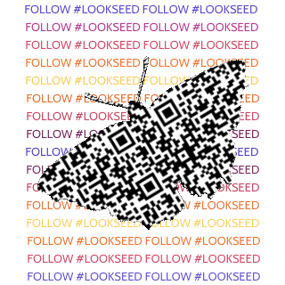 STEP 5 - SOCIAL INVITATIONViewers are invited to follow the moth on Instagram and participate by ordering a LookSeed packets.