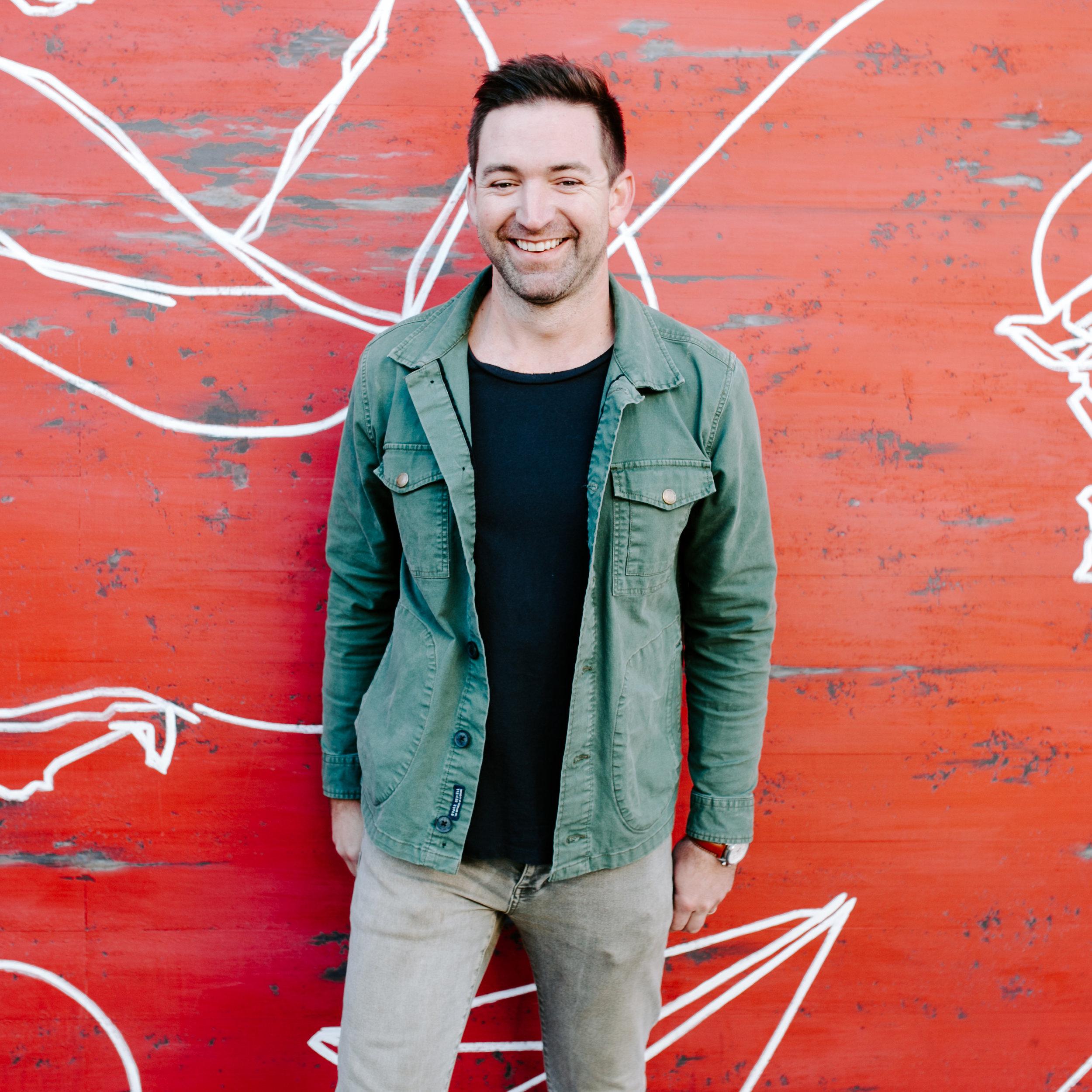 Andrew Schey  Lead Pastor