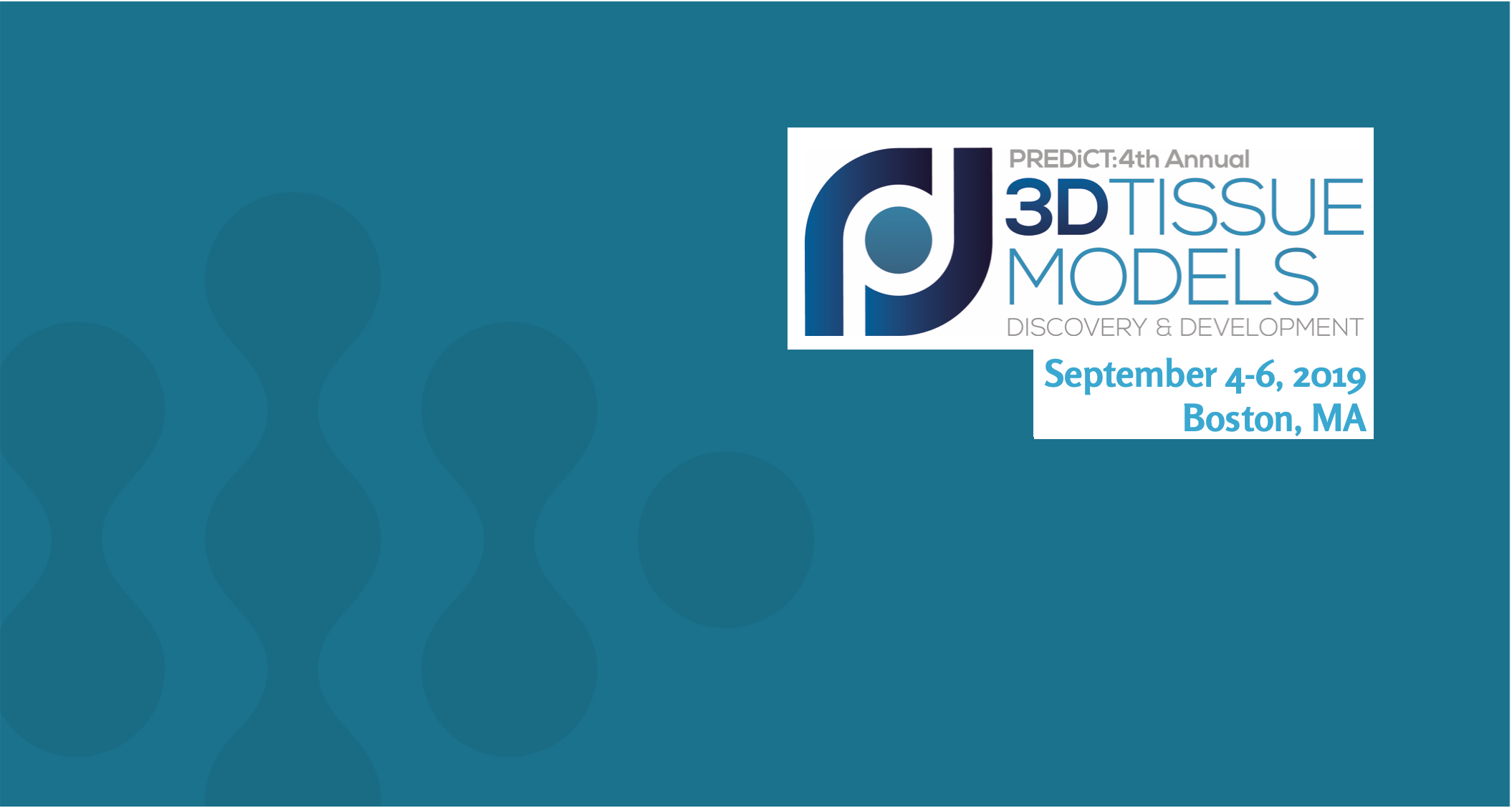 3D Tissue Conference