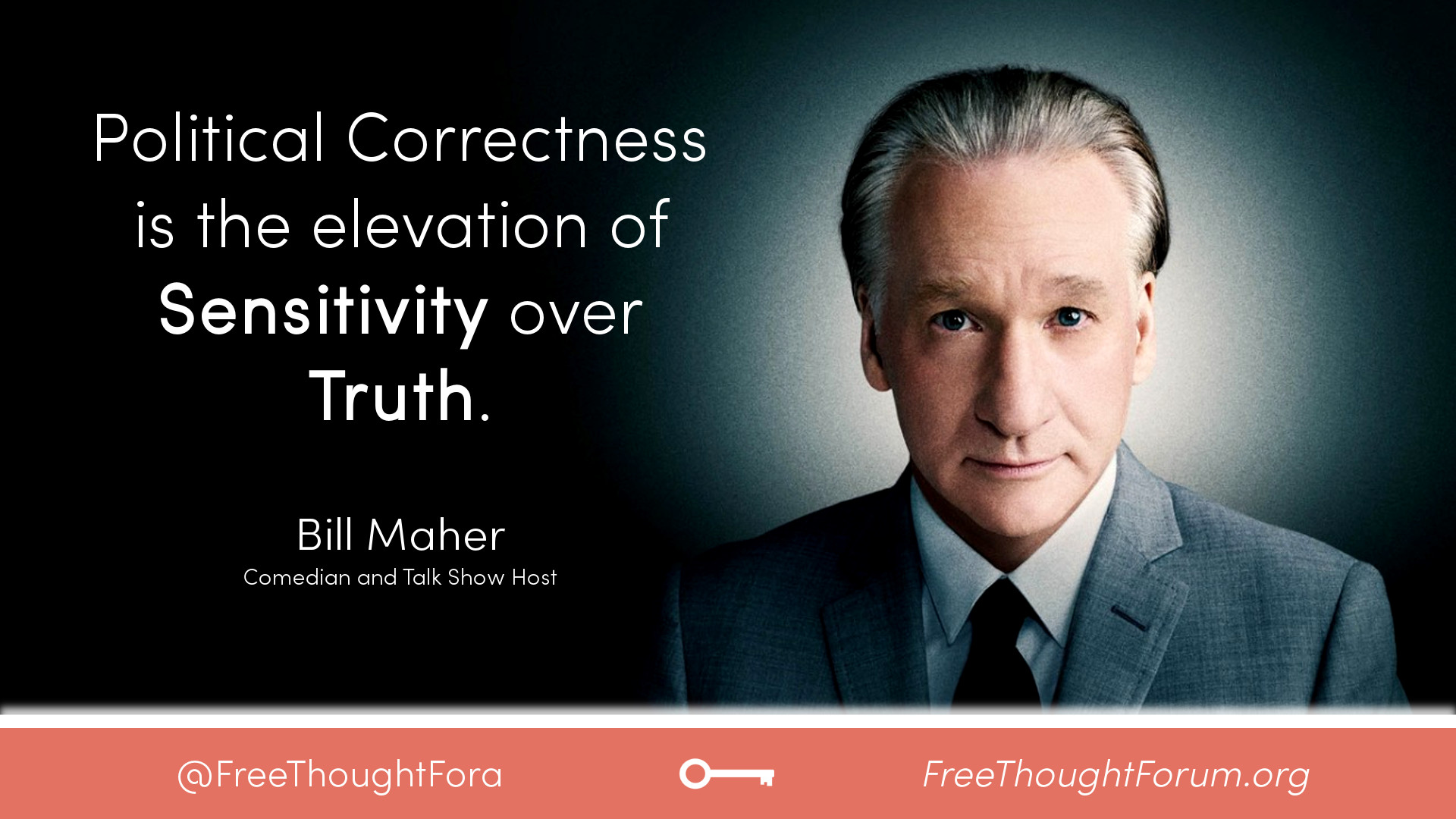 Political Correctness is the elevation of Sensitivity over Truth