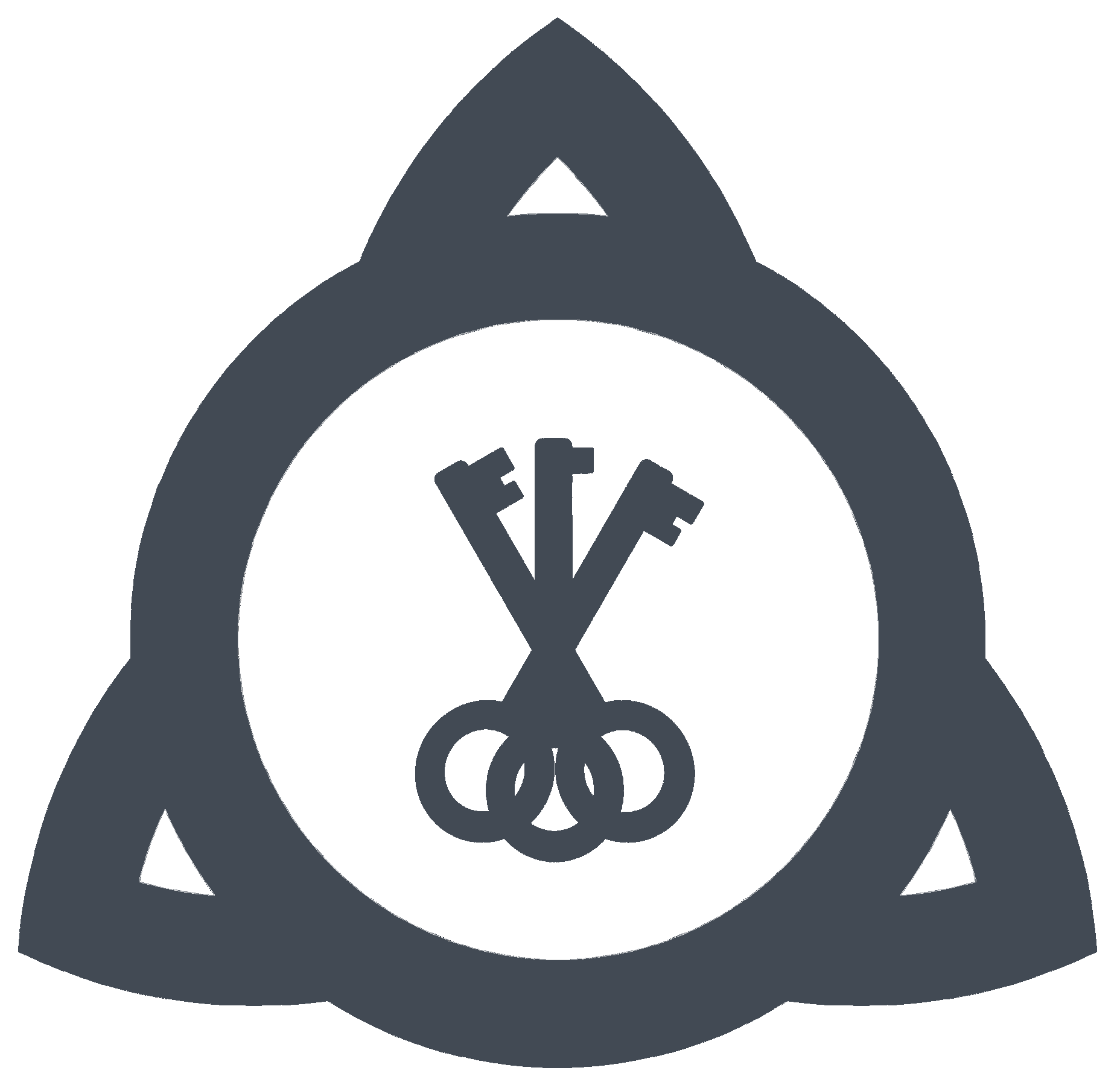 """The """"Truth Seeker's Compass"""" Symbol"""