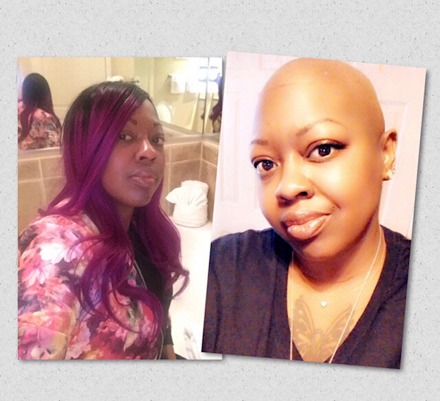Meet the Breast Cancer Baddie - Keyla Reece is married to her husband Scott for 19 years and they have three boys.