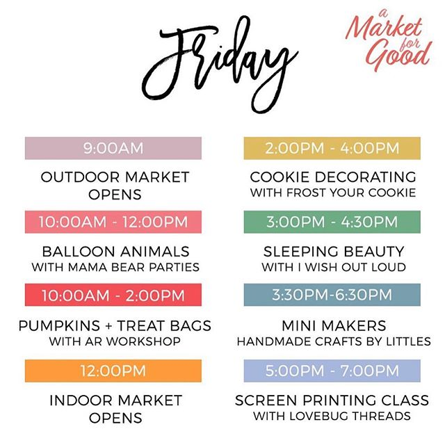 Hey Heyyy 👋🏼 We will be at @amarketforgood tomorrow and Saturday! 👻✨💗 Come get your Frost on with us and meet other amazing makers too! ✨ 10% is donated to helping underprivileged communities with clean water, food and the development that they need! ✨Shop and Do Good!✨