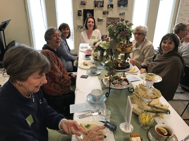 There are plenty of opportunities for friendship and fellowship at Good Shepherd Lutheran Church.