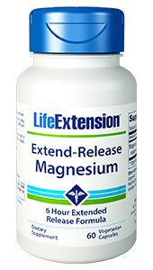 EXTEND-RELEASE MAGNESIUM  Supports cardiovascular health, bone health, and more