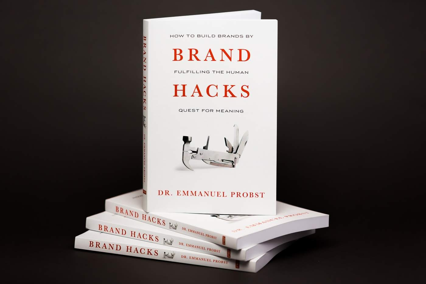 Brand Hacks: The book - Every year, brands spend over $560 billion (and counting) to convince us to buy their products. Yet, as consumers we have become insensitive to most advertising. We easily forget brands and may switch to another product on a whim.There are ways for brandsto break this cycle.